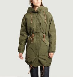 Wood Buffalo Parka