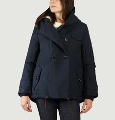 Sandison Hooded Parka