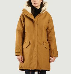 Wood Girl Parka