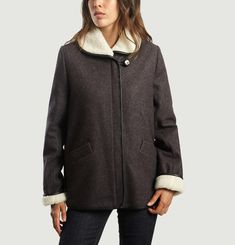Manteau Court Paolo