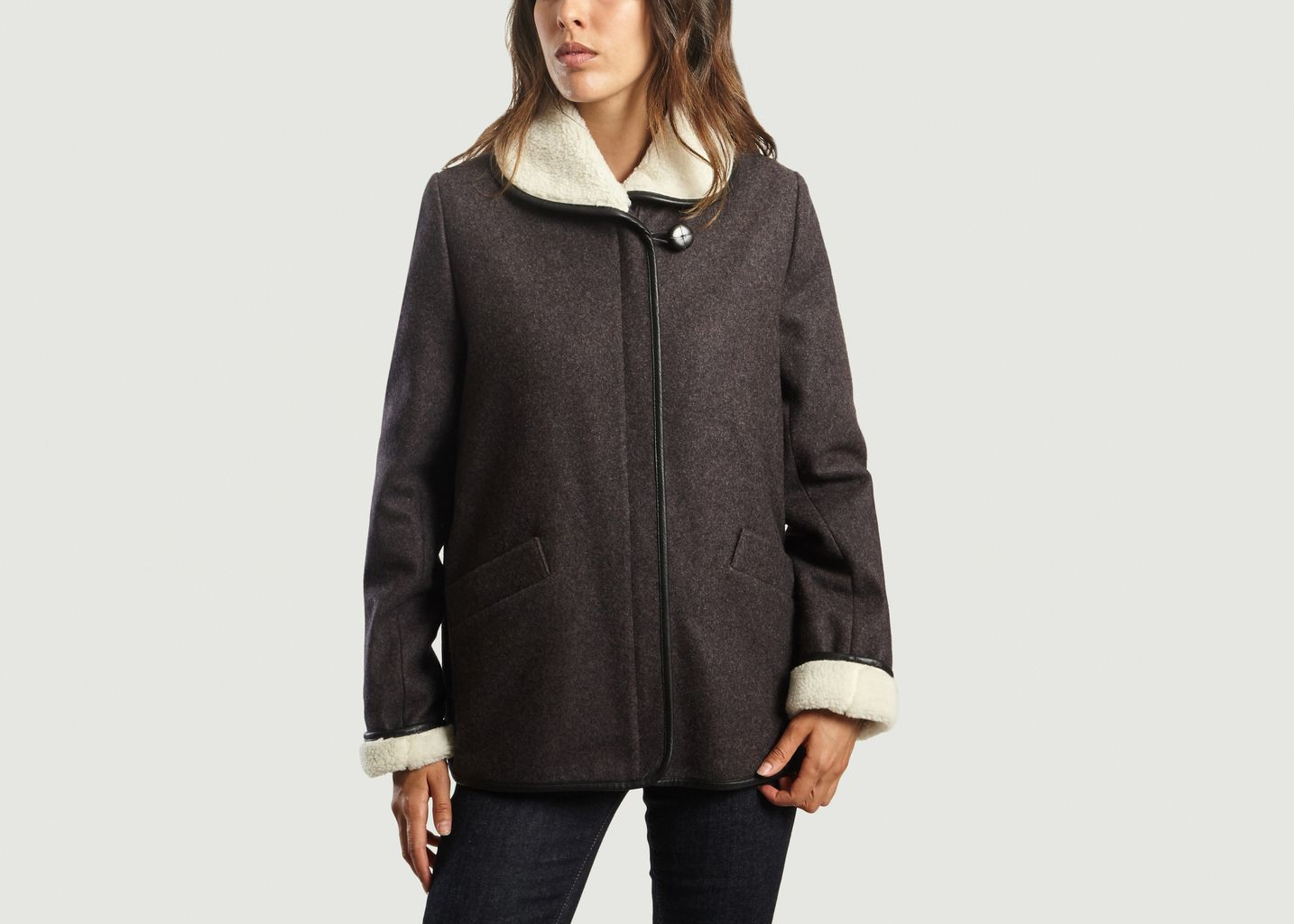 Manteau Court Paolo - Sessùn