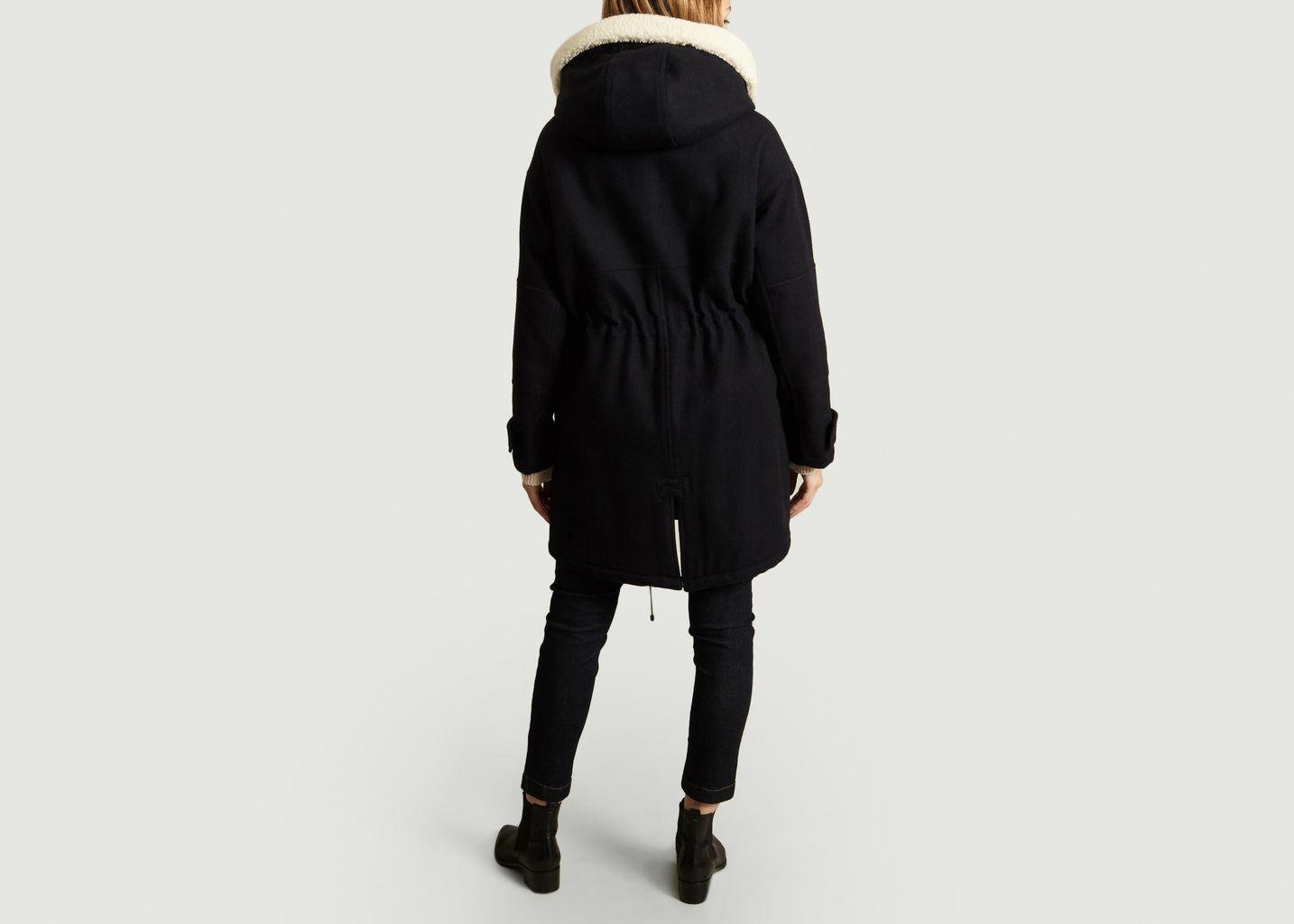 Manteau et parka femme sessun