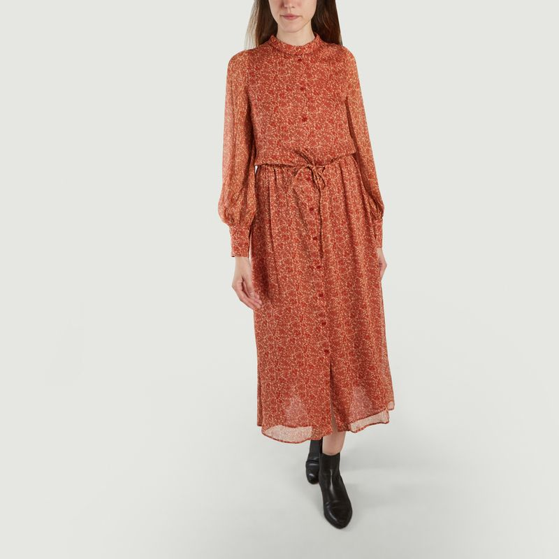 Robe à fleurs Paisley  - Sessun