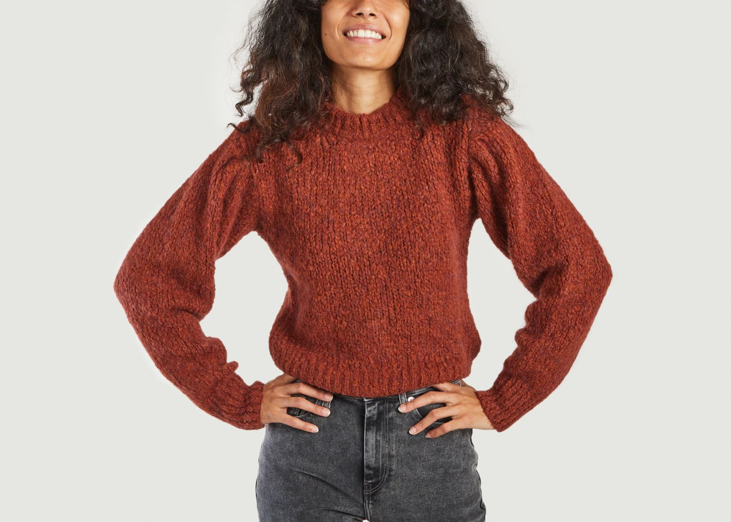 Nussiger Pullover - Sessun