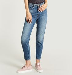 Momon High Waisted Jeans