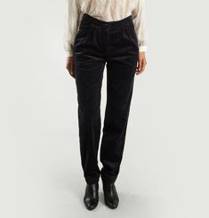Rocco Corduroy Trousers