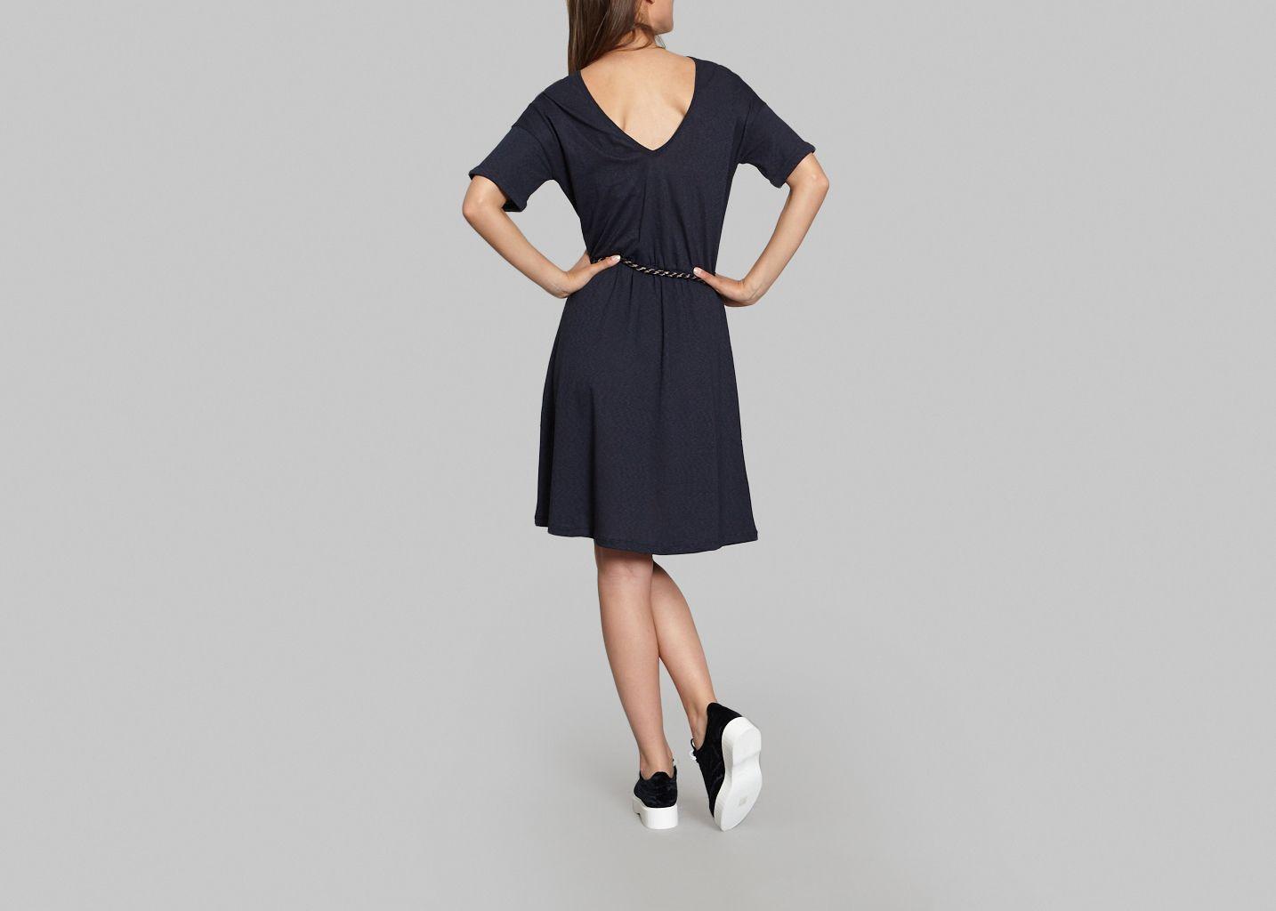 Sessùn Robe Lulu Shirt Bleu L'exception Marine T 6qZUqwF