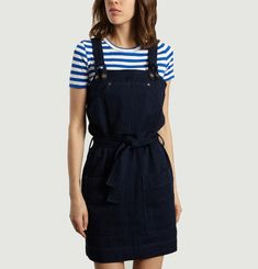 Koralie Pinafore Dress