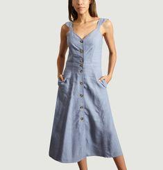 Dola Midi Dress