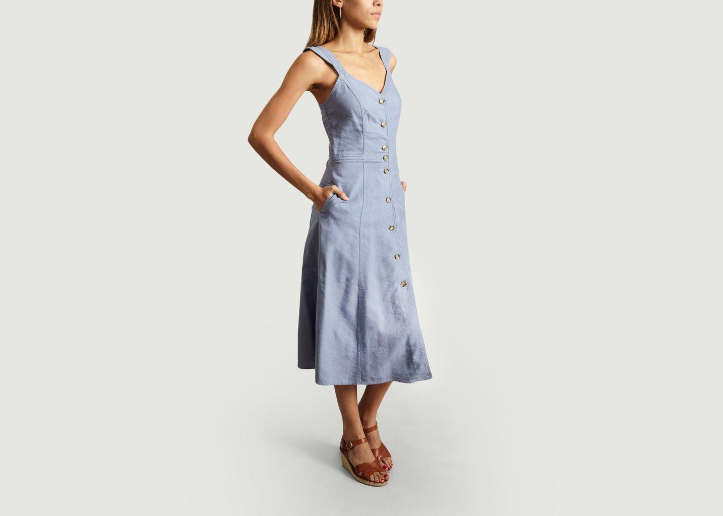 Robe Boutonnée Dola - Sessun