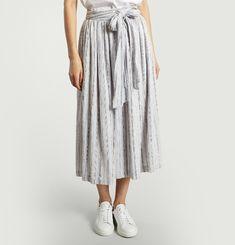 Lluca Midi Skirt