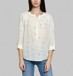 Airline Blouse