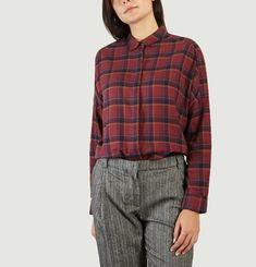 Delima Chequered Shirt