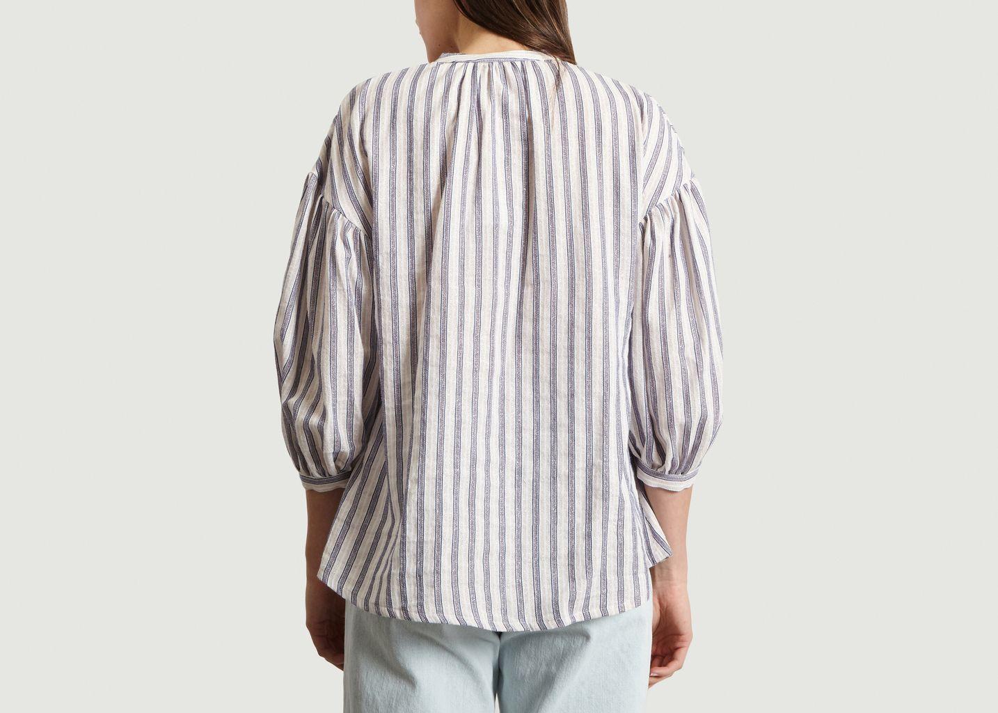 Chemise Artiste à Rayures - Sessun