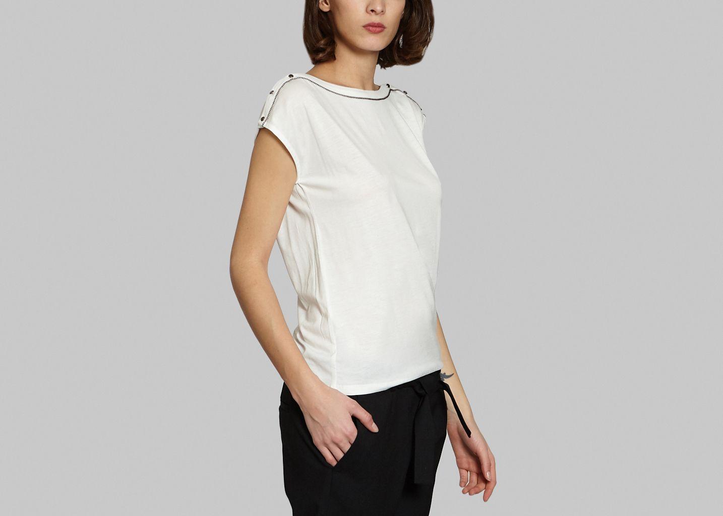 Sessùn Shirt Lolei L'exception T Ecru AwOSq8a