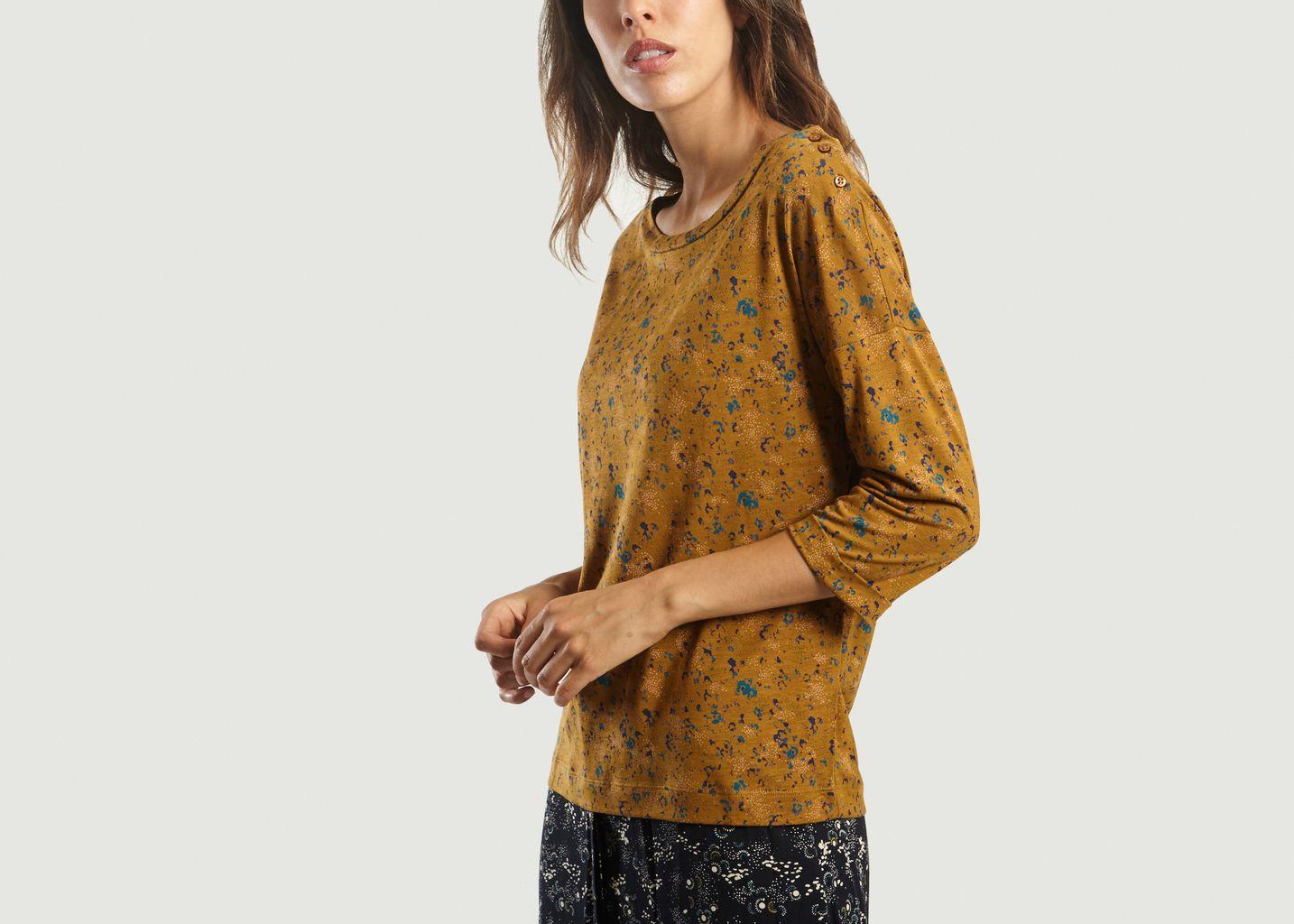 T-shirt Manches Longues Devon - Sessùn