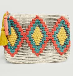 Titanca Summer Clutch