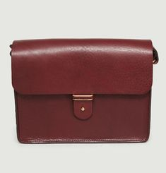 Anders Leather Satchel