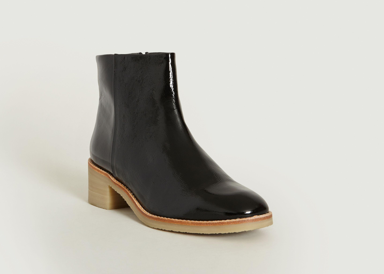 e420de61ece Soldes Boots Alphonse Noir Sessùn à -50%