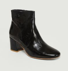 Ronette Patent Boots