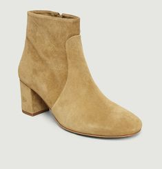 Bottines Pétulia Suede