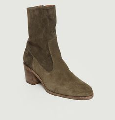 Bottines Suede Ludd