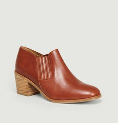 Bottines Low West