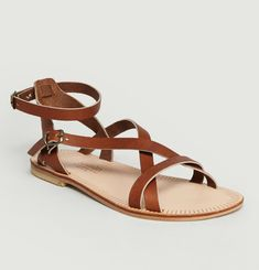 Sandales Gaia