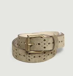 Honey Ruff Belt