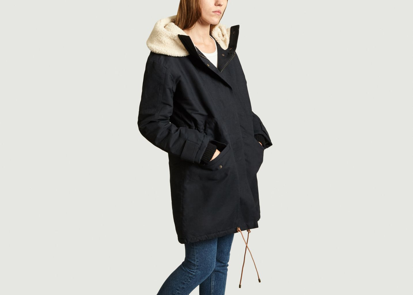 Parka Wood Girl - Sessun