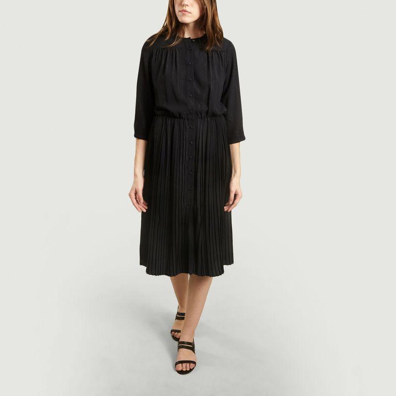 Robe Mi-Longue Plissée Alastoria - Sessun