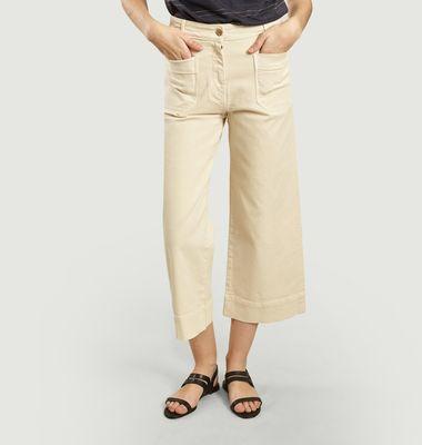 Pantalon Denim Seakey Fleur de Sel