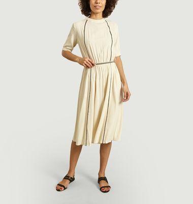 Dona Ana belted dress