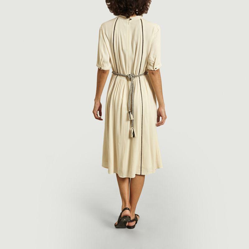 Robe ceinturée Dona Ana - Sessun