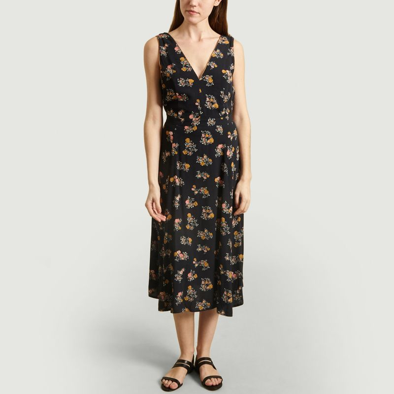 Meija Printed Dress - Sessun