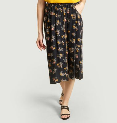 Daiga Printed Skirt