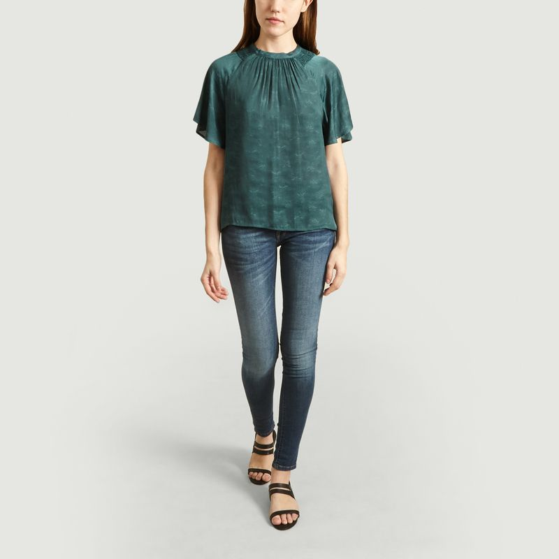 Top Jacquard Elvezia - Sessun