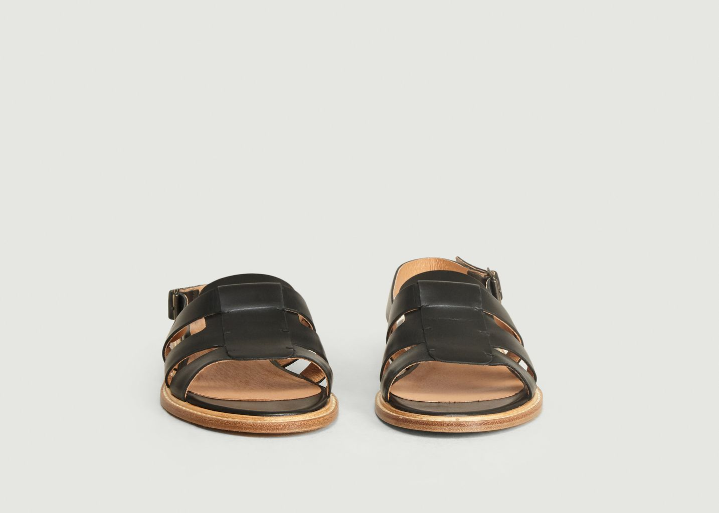 Sandales en Cuir Aurelien - Sessun