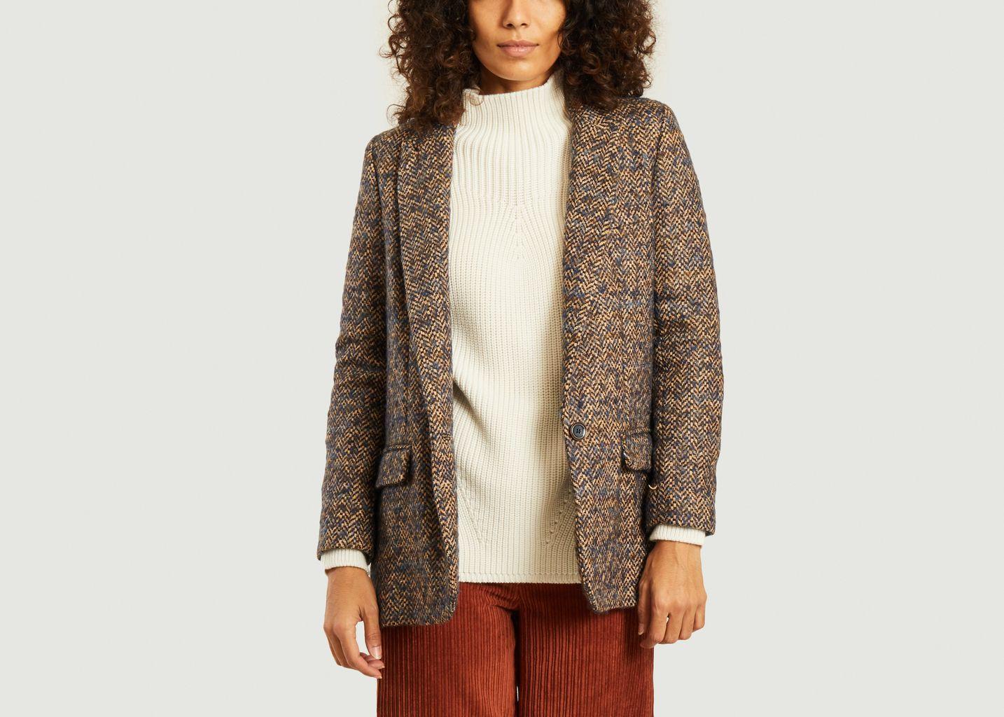 Veste de tailleur en tweed Dawyck - Sessun