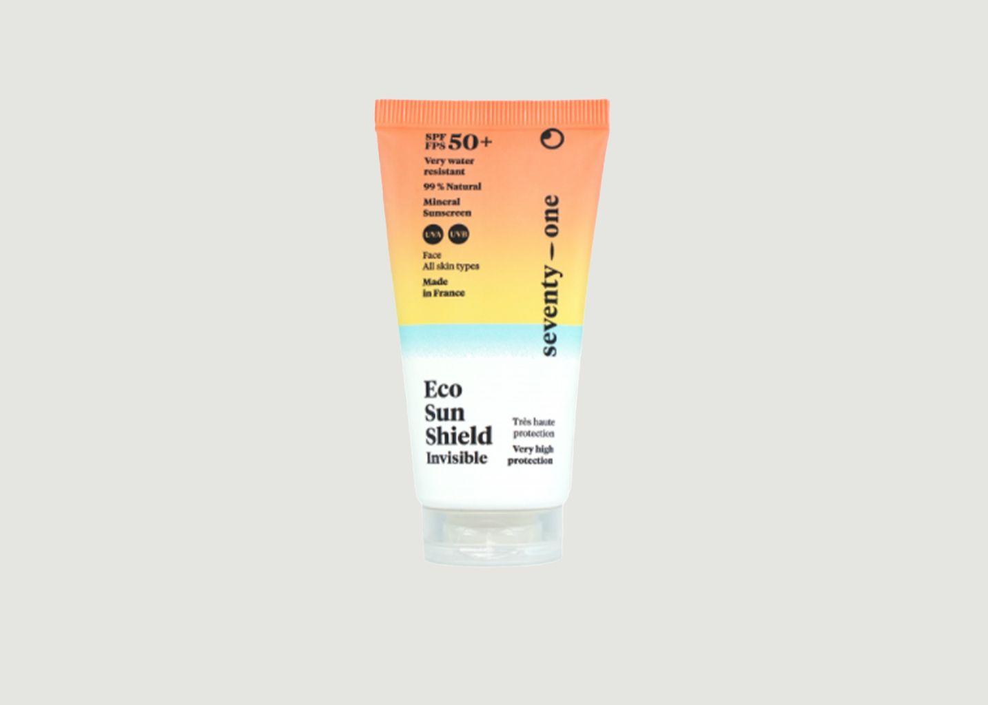 Eco Sun Shield - Invisible – SPF50+ - Seventy-One-Percent