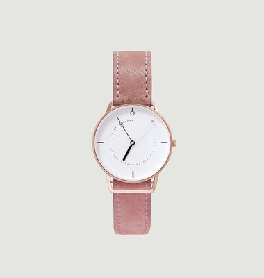 Montre Twin Blush