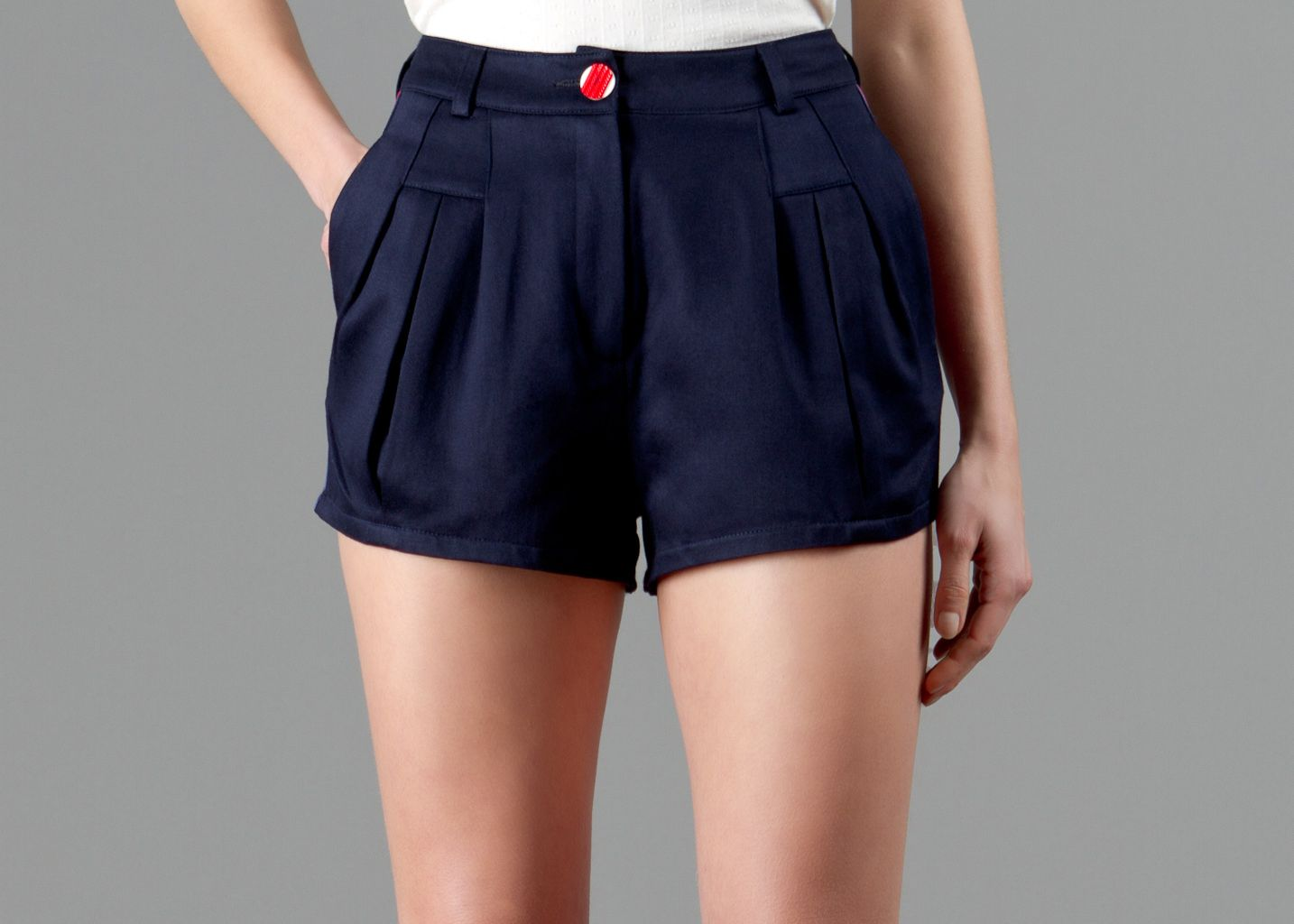High Waist Short - Shifumi