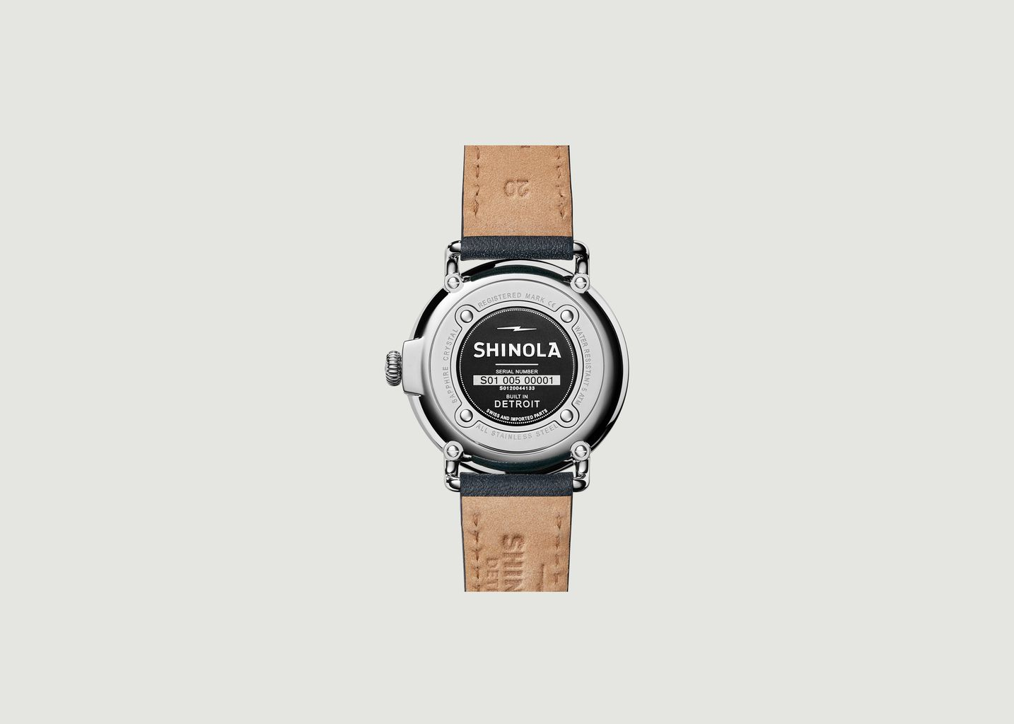 Montre Runwell 41 mm - Shinola