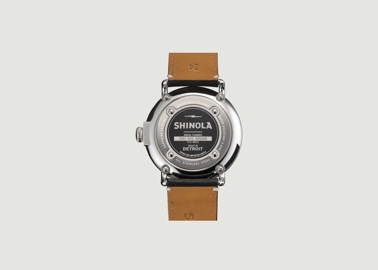 Montre Runwell 47 mm - Shinola