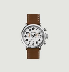 Runwell Chrono 47mm Shinola