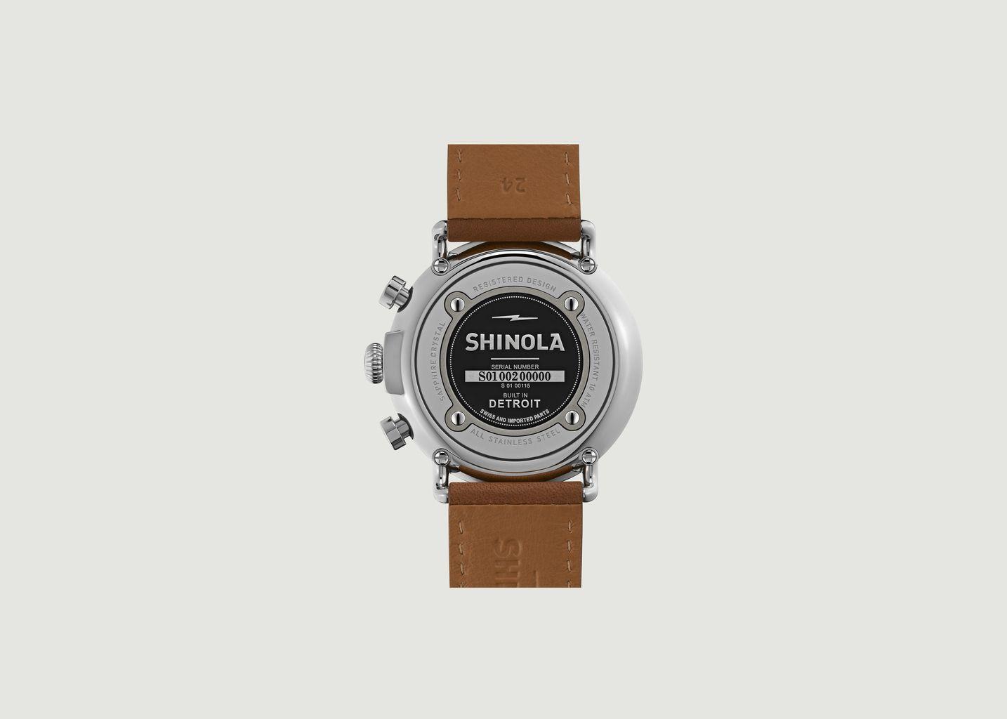 Montre Runwell Chrono 47mm - Shinola