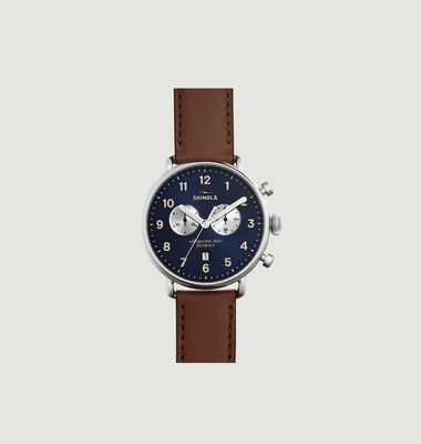 Montre Canfield Chrono 43mm