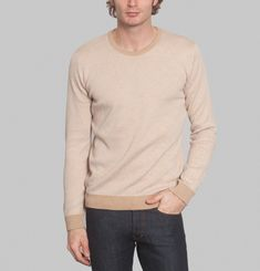 Pull Col Rond Labyrinthe