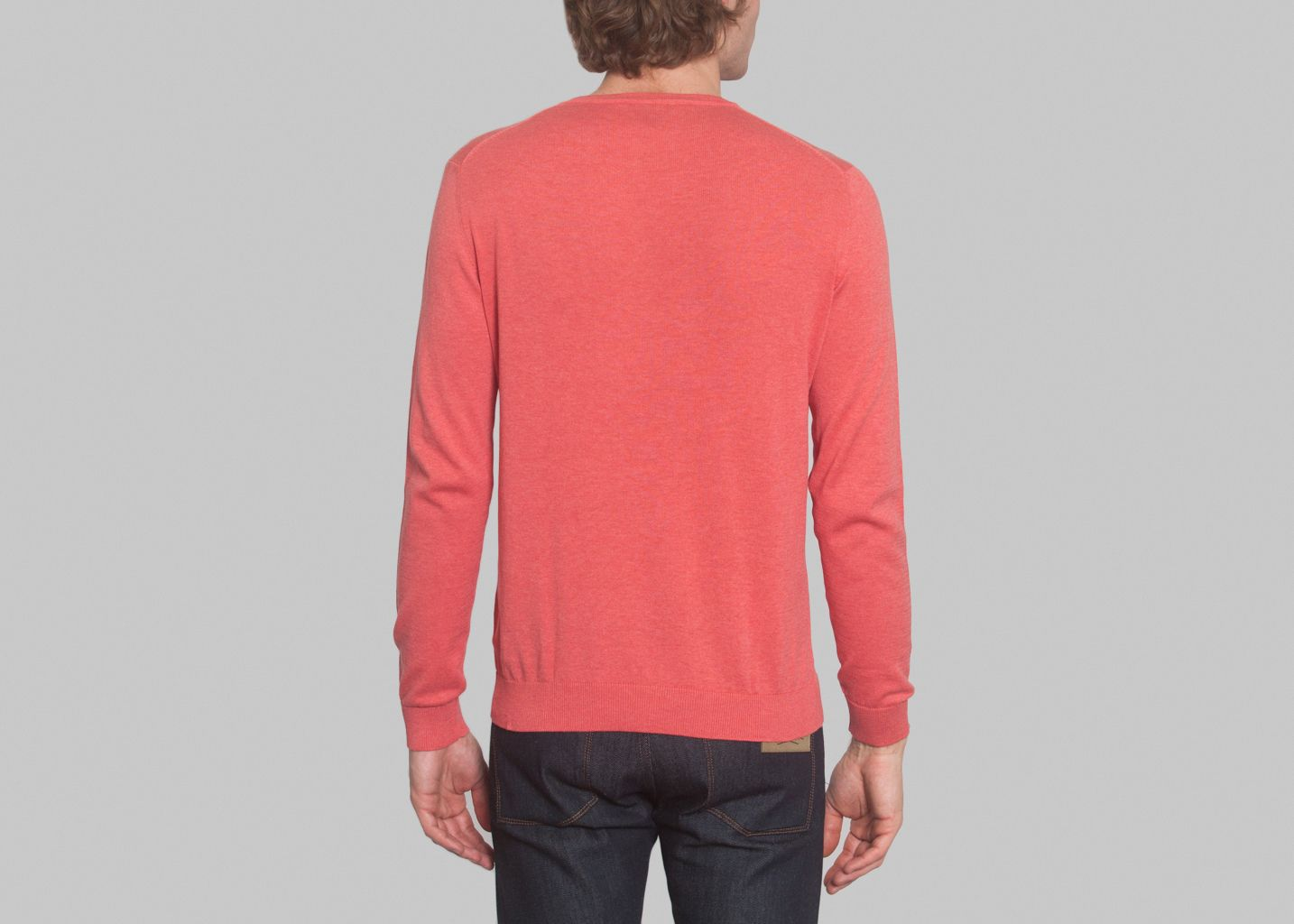 Pull Col Rond - Six & Sept