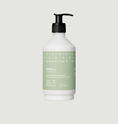 Fjord hand and body lotion